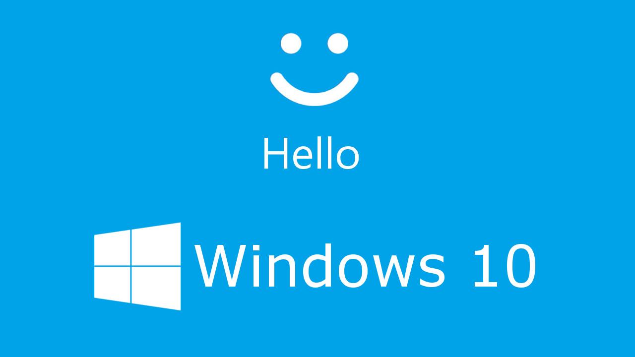 آموزش فعال سازی قابلیت windows hello در ویندوز ۱۰